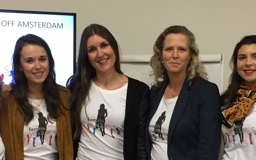 Female Ventures in Amsterdam: Building a network of female professionals